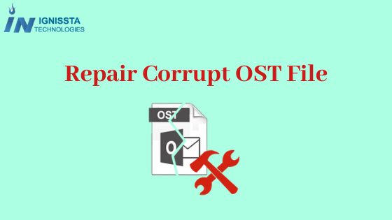 Repair Corrupt OST File